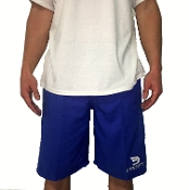 Men's Microfiber Shorts (Royal Blue)