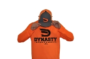 Signature Ball Cap Fitted(Safety Orange)/Men's Long Sleeve